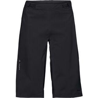 Vaude Men's Moab Rain Shorts, black - Radhose