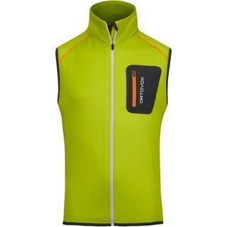 Ortovox Fleece Merino Vest, happy green - Fleeceweste