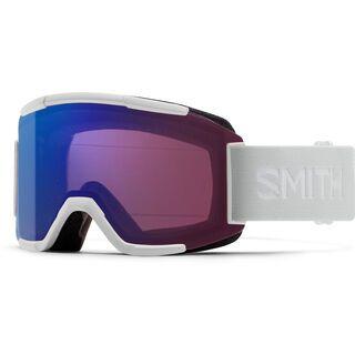 Smith Squad, white vapor/Lens: cp photochromic rose flash - Skibrille