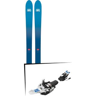 Set: DPS Skis Wailer F106 Foundation 2018 + Fritschi Diamir Vipec Evo 12