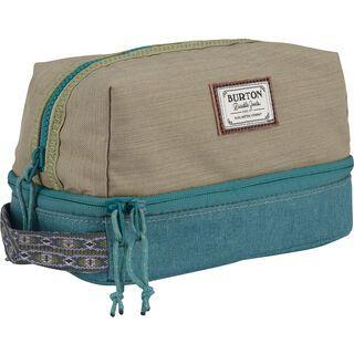 Burton Low Maintenance Kit, rucksack slub - Kulturbeutel