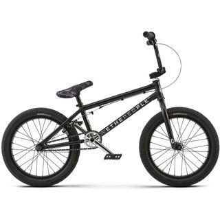 WeThePeople Curse 18 2018, matt black - BMX Rad