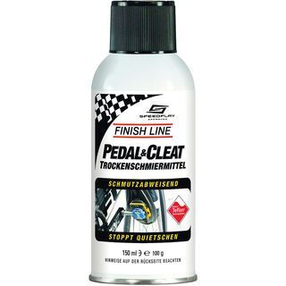 Finish Line Pedal & Cleat Lubricant - 150 ml