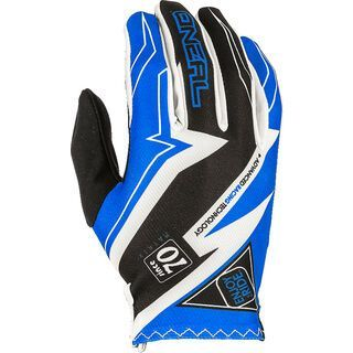 ONeal Matrix Glove Racewear, black/blue - Fahrradhandschuhe