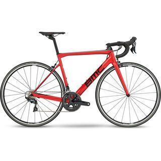 BMC Teammachine SLR01 Three 2018, super red - Rennrad