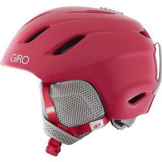 Giro Nine Jr., bright coral - Skihelm