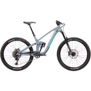 Kona Process 153 CR/DL 27.5 2019, gray w/ mint - Mountainbike