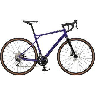 GT Grade Expert 2020, gloss purple/black - Gravelbike