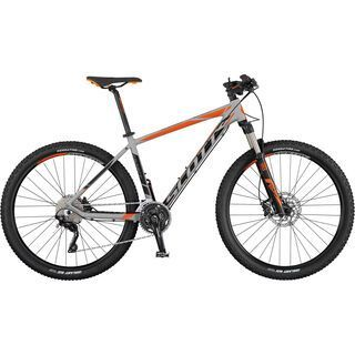 Scott Aspect 910 2017, grey/black/orange - Mountainbike