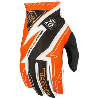 ONeal Matrix Gloves Racewear, black/orange - Fahrradhandschuhe