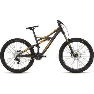 Specialized Enduro Expert Evo 650b 2015, Satin/Dark Charcoal/Yellow/Black - Mountainbike