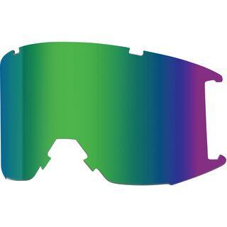 Smith Squad Lens, green sol-x mirror - Wechselscheibe
