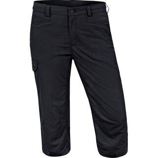 Vaude Women's Lauca 3/4 Pants, black - 3/4 Radhose
