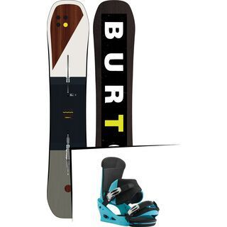 Set: Burton Custom 2019 +  Custom (1930936S)