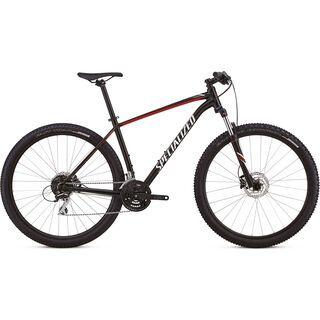 Specialized Rockhopper Sport 2018, black/red/white - Mountainbike