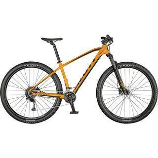 Scott Aspect 940 tangerine orange/gloss black 2021
