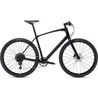 Specialized Sirrus X Comp Carbon 2019, purple tint carbon/gold/black - Fitnessbike