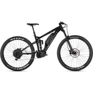 Ghost Hybride SL AMR S1.7+ AL 2019, black/gray/silver - E-Bike