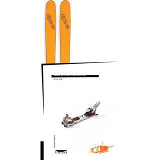Set: DPS Skis Wailer 99 2017 + Marker Duke 16 (95106S)
