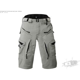 Platzangst Eclipse Bike Short, grau - Radhose