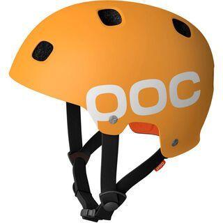 POC Receptor Flow, Cadmium Orange - Fahrradhelm