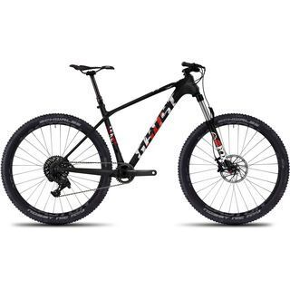 Ghost Asket LC 8 2016, black/white/red - Mountainbike