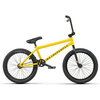 WeThePeople Justice 2021, matt taxi cab yellow - BMX Rad