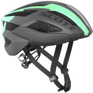 Scott Arx Helmet, black/opal green - Fahrradhelm