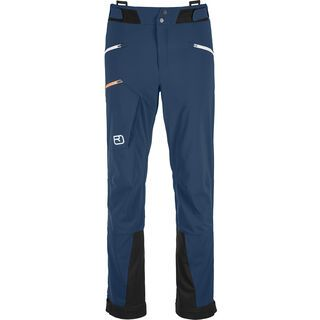 Ortovox Merino Naturetec Bacun Pants M, night blue - Skihose