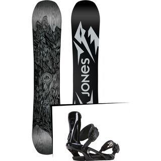 Set: Jones Ultra Mountain Twin 2019 + Ride KX (1923770S)