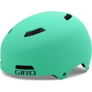Giro Quarter, matte turqoise - Fahrradhelm