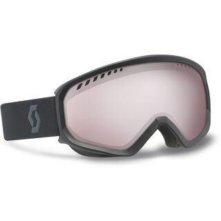 Scott Faze, Black/Silver Chrome - Skibrille
