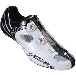 Specialized S-Works Road, white/black - Radschuhe