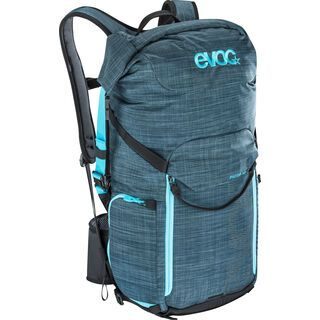 Evoc Photop 16l, slate heather - Fotorucksack