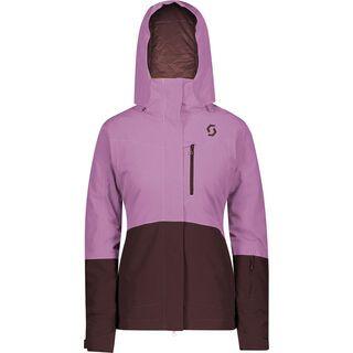 Scott Ultimate Dryo 10 Women's Jacket cassis pink/red fudge