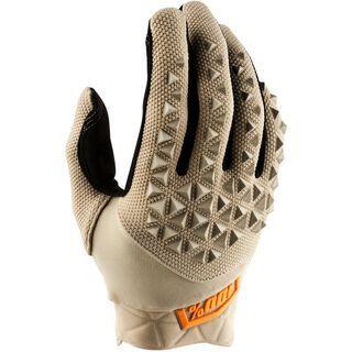 100% Airmatic Glove, sand - Fahrradhandschuhe