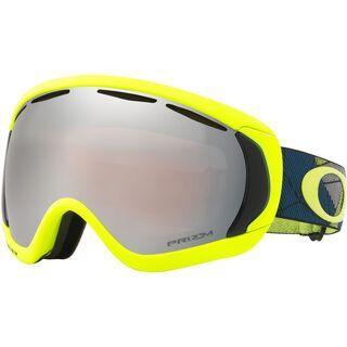 Oakley Canopy Prizm, prizmatic retina/Lens: prizm black iridium - Skibrille