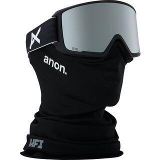 Anon M3 MFI, black/Lens: sonar silver - Skibrille