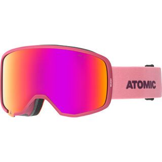 Atomic Revent HD, rose/nightshade/Lens: red hd - Skibrille