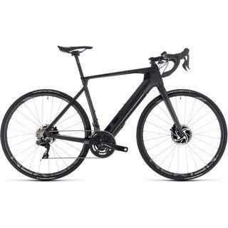 Cube Agree Hybrid C:62 SLT Disc 2018, black edition - E-Bike