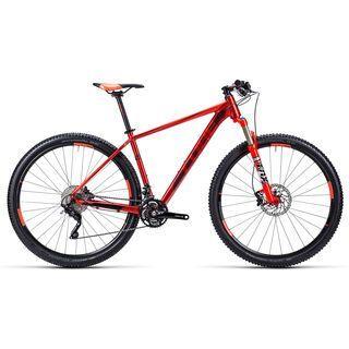 Cube LTD SL 29 2015, redwood/flashred - Mountainbike
