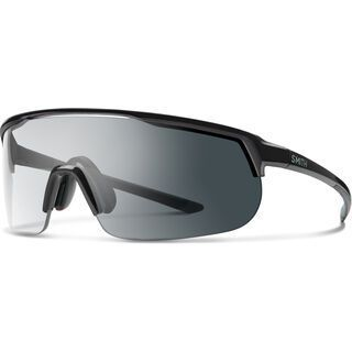 Smith Trackstand Photochromic + WS, black/Lens: clear to gray - Sportbrille