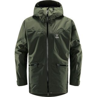 Haglöfs Lumi Insulated Jacket Men, fjell green - Skijacke