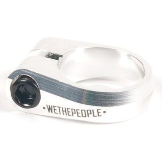 WeThePeople Supreme Seatclamp, high polished - Sattelstützenklemme