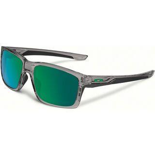 Oakley Mainlink, grey smoke/Lens: jade iridium - Sonnenbrille