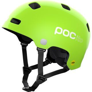 POC POCito Crane MIPS fluorescent yellow/green