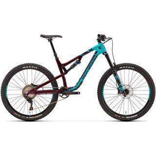 Rocky Mountain Altitude Carbon 50 2018, blood/ocean/black - Mountainbike