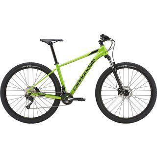 Cannondale Trail 7 - 27.5 2019, acid green - Mountainbike