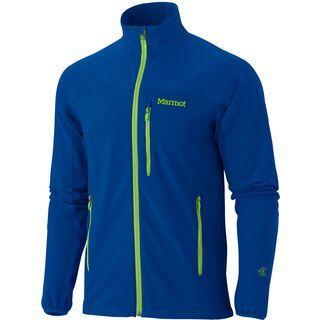 Marmot Tempo Jacket, Dark Azure - Softshelljacke
