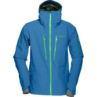Norrona lofoten Gore-Tex Pro Jacket, denimite - Skijacke